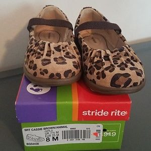 Brand new stride rite flats